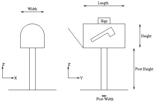 mailbox flag dimensions. Modren Flag Mailbox Plan Inside Flag Dimensions