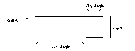 mailbox flag dimensions. simple flag mailbox flag inside dimensions l