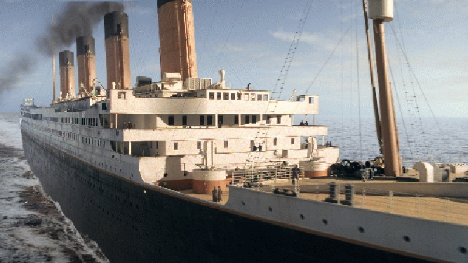 Linux Helps Bring Titanic To Life Linux Journal