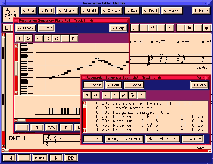 Csound for Linux | Linux Journal