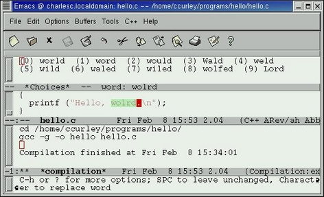 Emacs: the Free Software IDE | Linux Journal