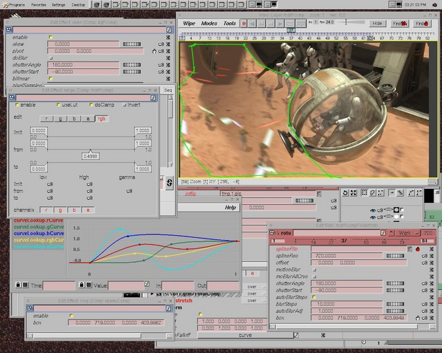 Industrial Light and Magic | Linux Journal