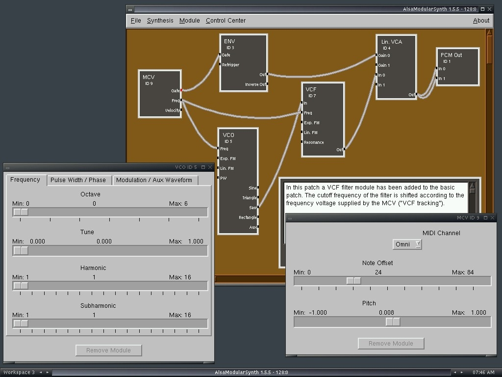 The Linux Softsynth Roundup | Linux Journal