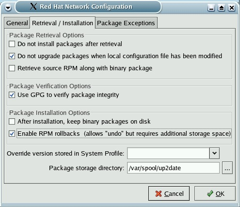 Transactions and Rollback with RPM | Linux Journal
