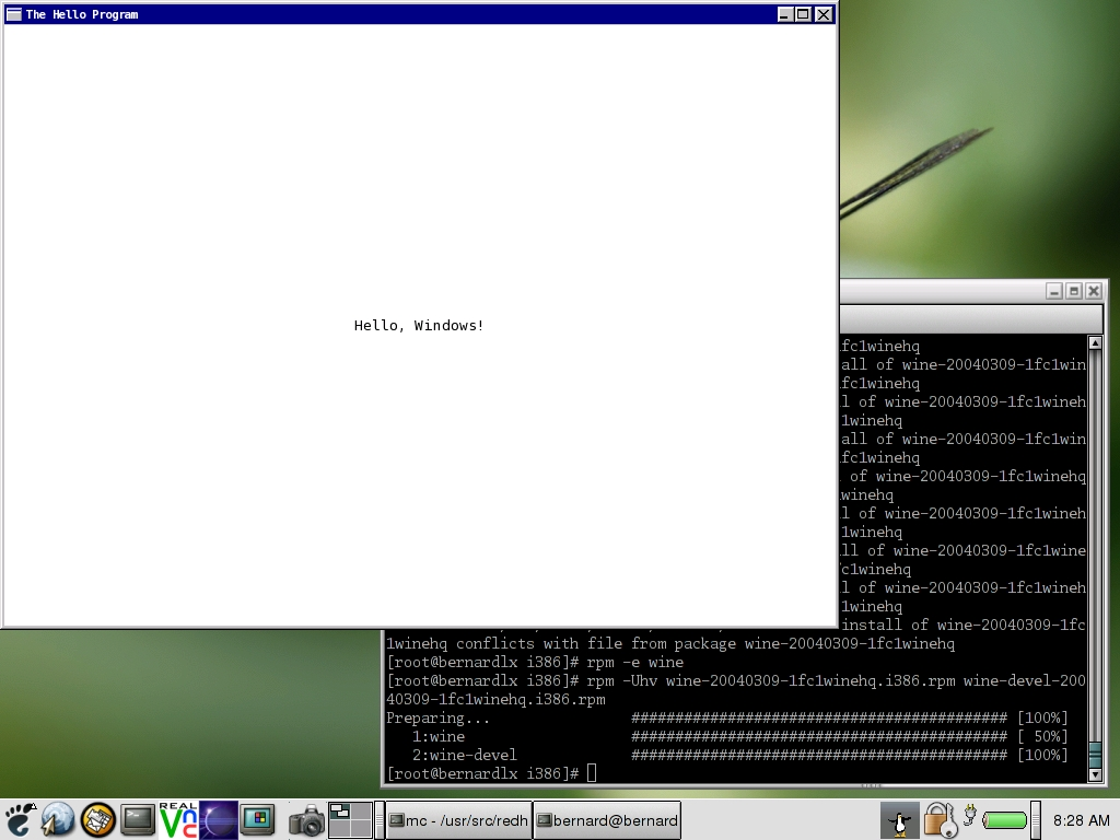 Developing for Windows on Linux | Linux Journal