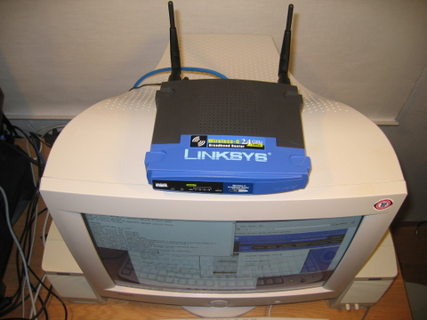 Linux on Linksys Wi-Fi Routers   Linux Journal