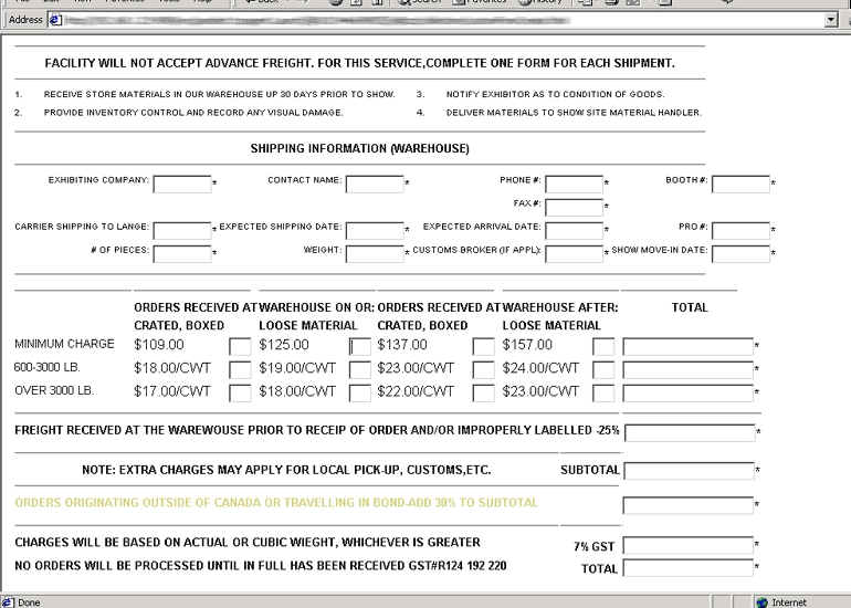 Product of the Day Real World Linux Product Spotlight eFORMA – Company Order Form Template