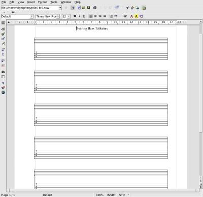 Figure 1: Tab sheets in OpenOffice.org [tab-blank.tiff]