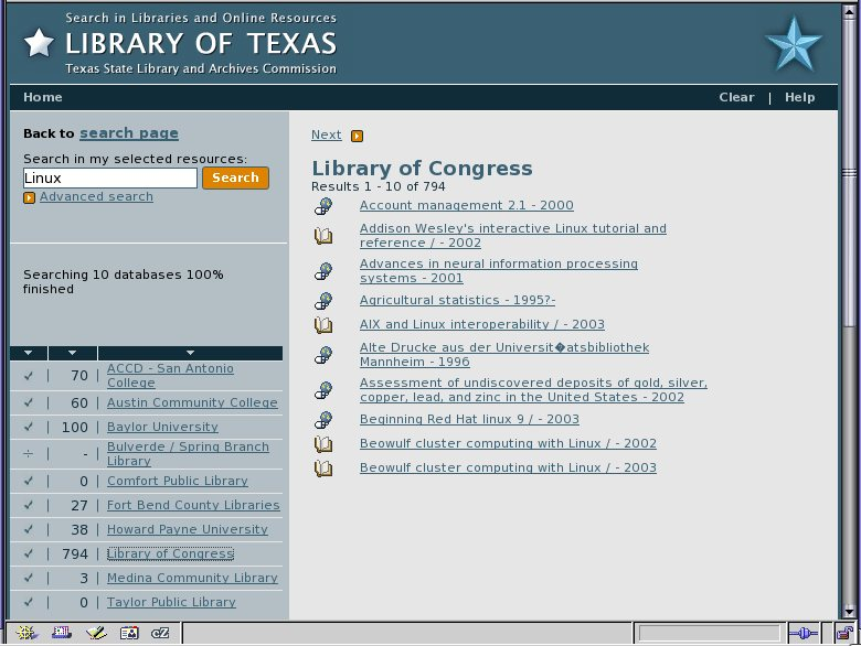 Linux in Government: LAMP Solution for the