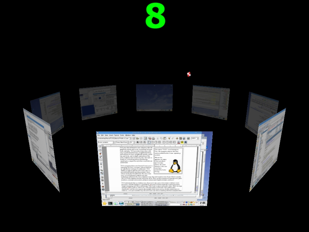 Cooking With Linux Eye Popping Panels Linux Journal