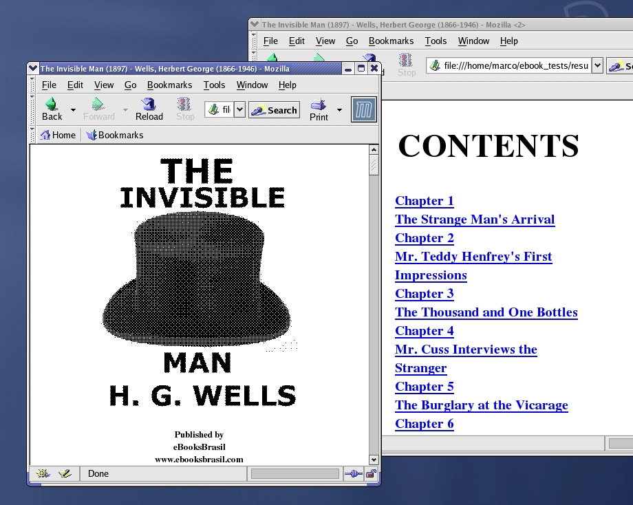 Converting e-Books to Open Formats | Linux Journal