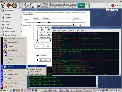 Cygwin: Changing the Face of Windows | Linux Journal