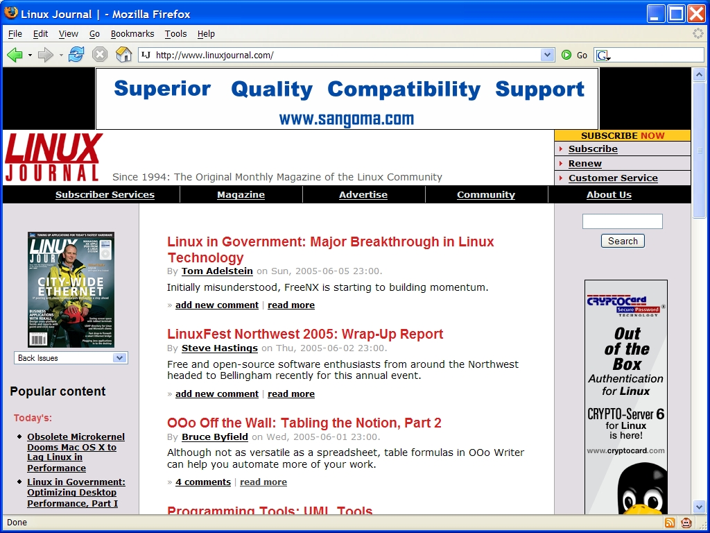 Fixing Web Sites with GreaseMonkey | Linux Journal
