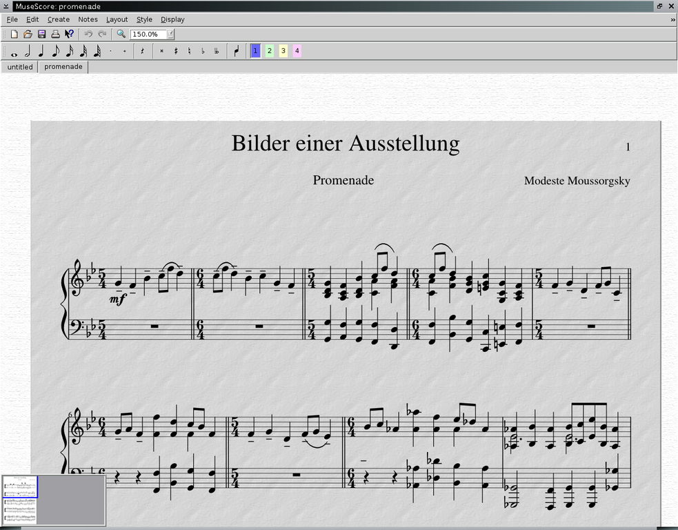 At the Sounding Edge: Music Notation Software, the Final Installment