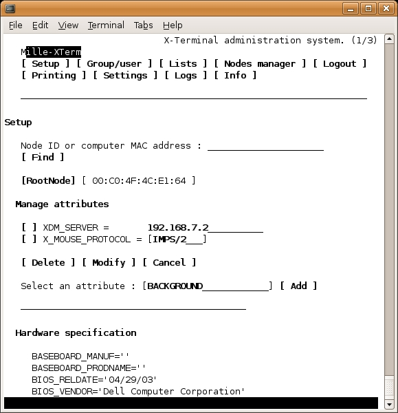 MILLE-XTERM and LTSP | Linux Journal