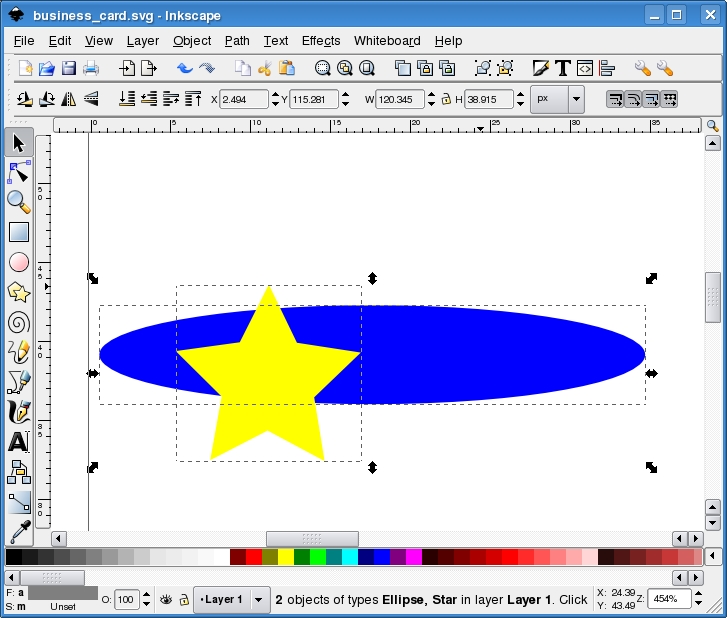 Introducing Vector Graphics and Inkscape | Linux Journal