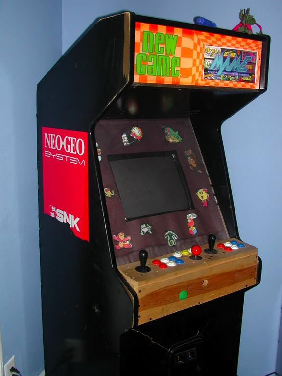 Build Your Own Arcade Game Player and Relive the '80s! | Linux Journal
