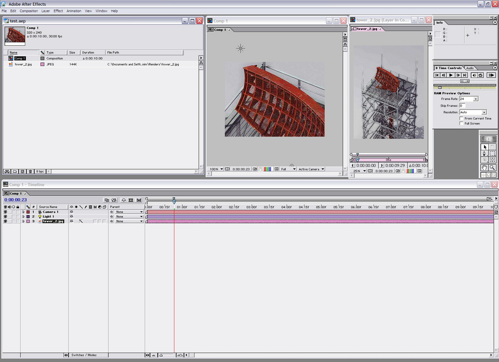 Open-Source Compositing in Blender | Linux Journal