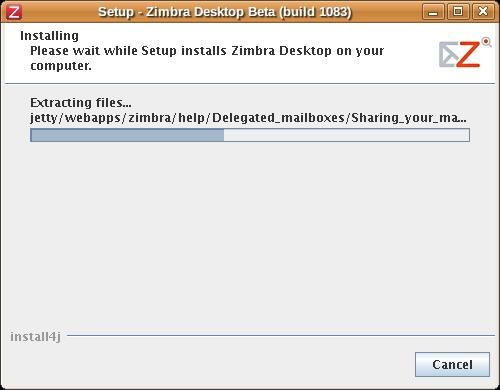 Zimbra Desktop | Linux Journal
