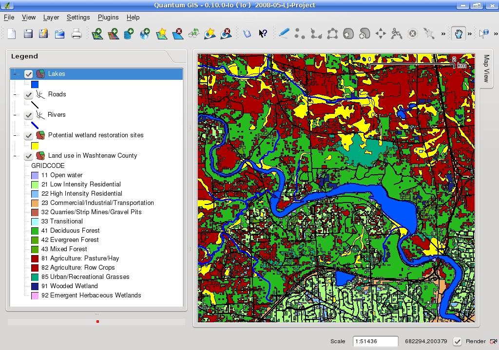 site suitability using gis Gis-based multi-criteria decision analysis suitability analysis is a gis-based process used to determine the appropriateness of a given area (land.