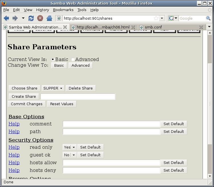 Paranoid Penguin - Samba Security, Part III   Linux Journal