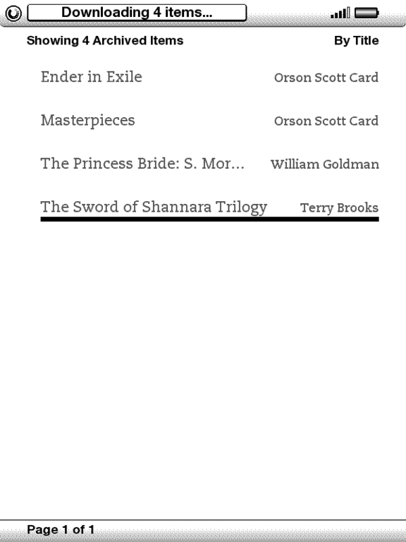 Ebook free trilogy download sword shannara the of