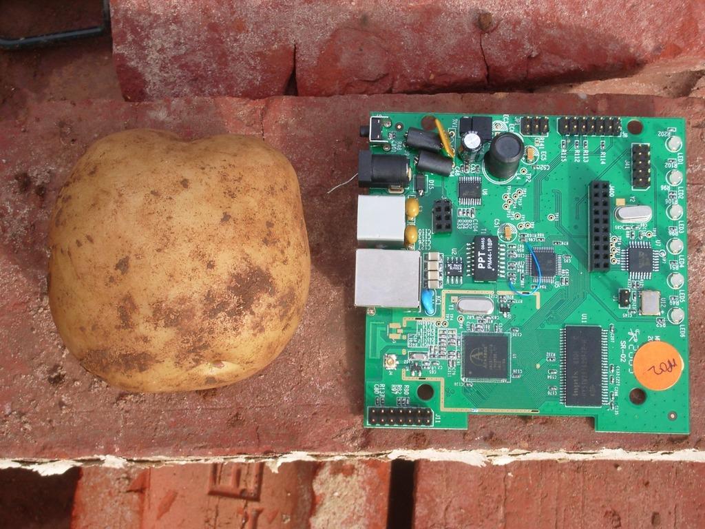 The Mesh Potato | Linux Journal