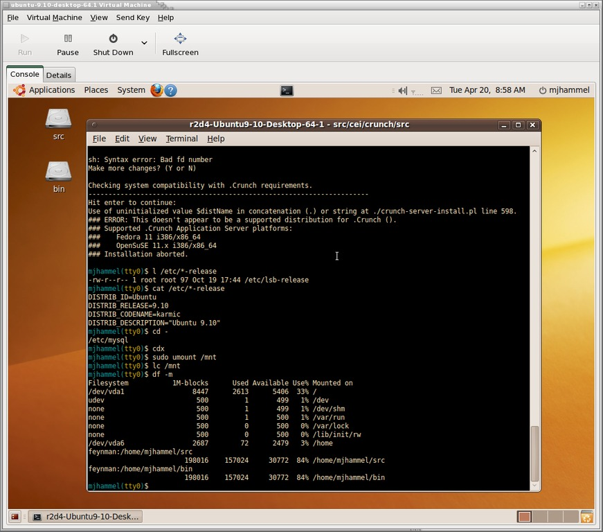 Managing KVM Deployments with Virt-Manager | Linux Journal