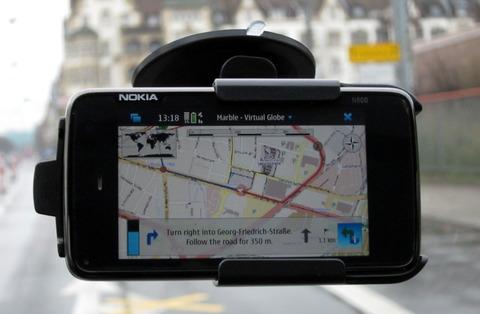 mobile phone navigation software free