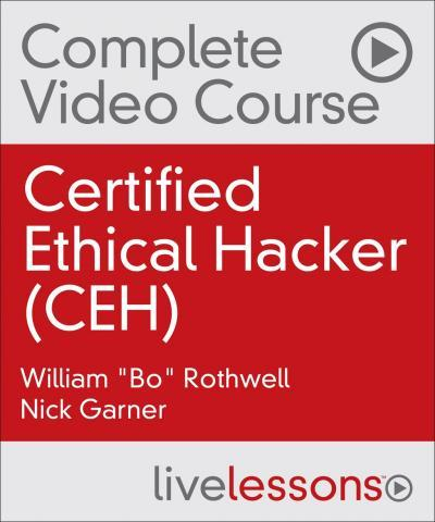 William Rothwell and Nick Garner's Certified Ethical Hacker