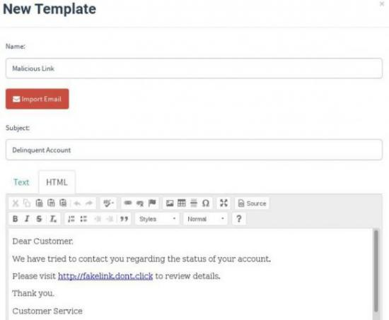 Testing the Waters: How to Perform Internal Phishing
