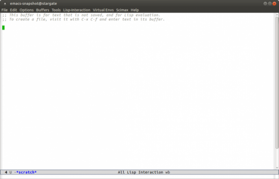 Emacs for Science