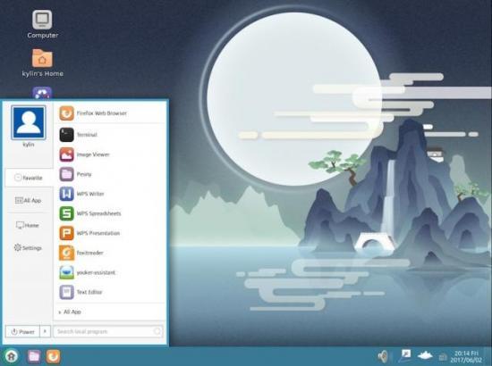 Ubuntu Kylin, una distribución GNU/Linux con sabor a Windows