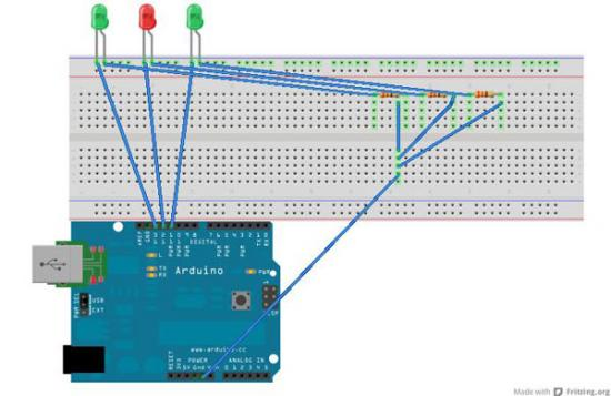 Learning to program the arduino linux journal