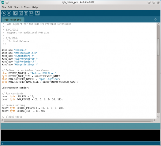 Arduino open hardware and ide combo linux journal