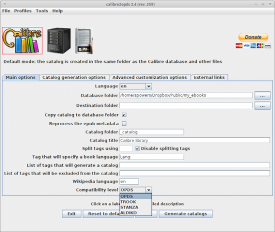 Calibre in the Cloud | Linux Journal