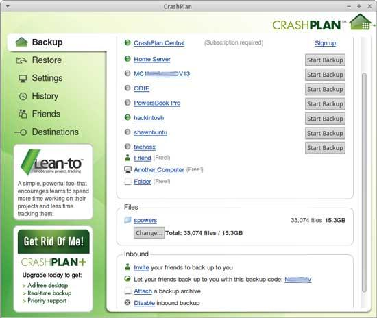 Crashplan, the Only Reason I Install Java | Linux Journal