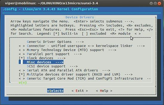Create a Mini PC or Server with Olimex's Olinuxino A13