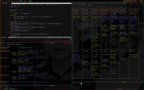 Command-Line Cloud: gcalcli | Linux Journal