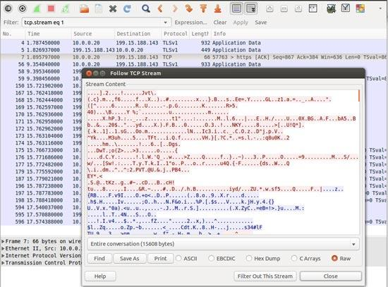 Monitoring Android Traffic with Wireshark | Linux Journal