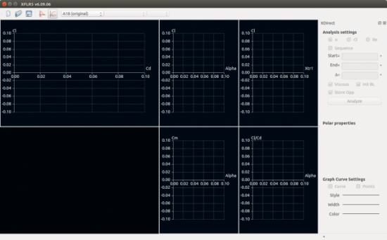 Designing Foils with XFLR5   Linux Journal