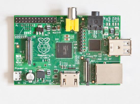 Securi-Pi: Using the Raspberry Pi as a Secure Landing Point