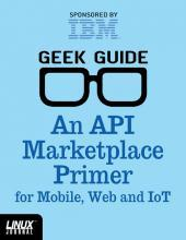 An API Marketplace Primer for Mobile, Web and IoT