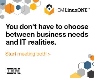You don't have to chose between business needs and IT realities.
