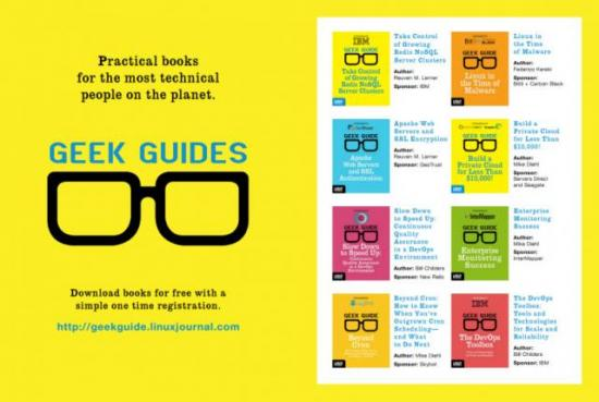 GeekGuides by Linux Journal