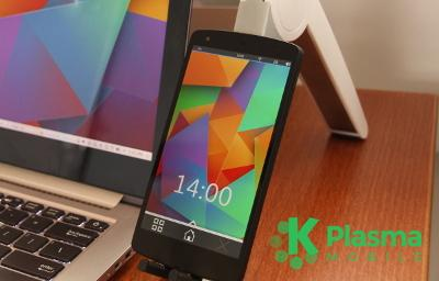 KDE Reveals Plasma Mobile