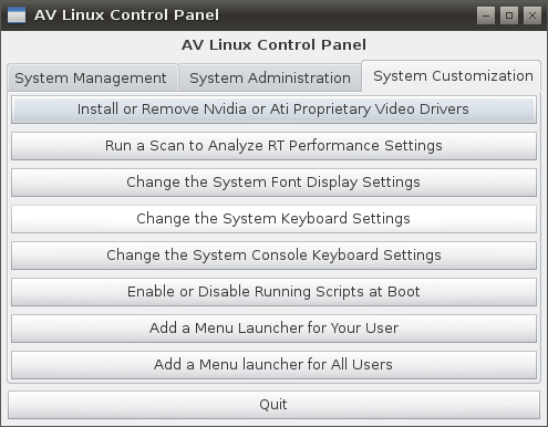 At Home With AV Linux | Linux Journal