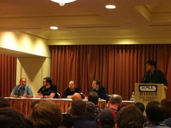 DevOps panel on configuration management software