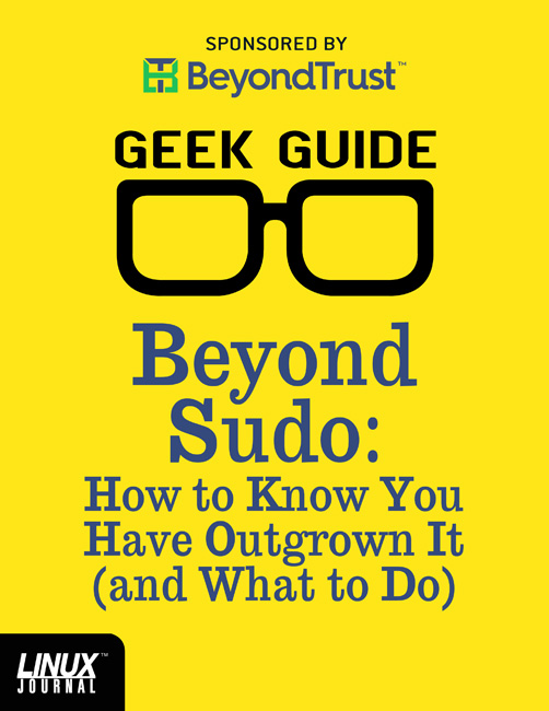 Beyond Sudo: How to Know You Have Outgrown It (and What to Do) Cover