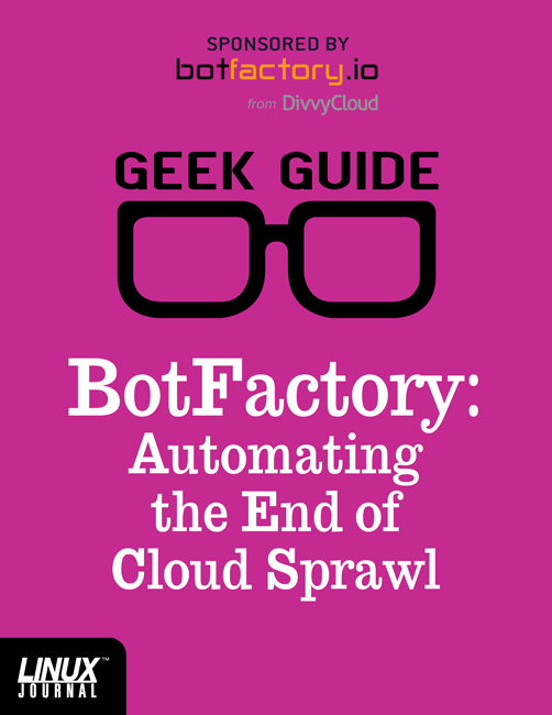 BotFactory: Automating the End of Cloud Sprawl Cover